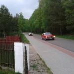 Rajd zabytkowych samochodów 26-04 2014 Świętne.